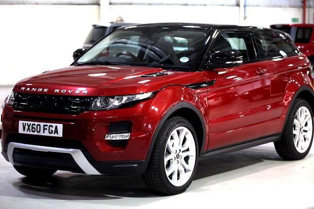 jaguar promises supplying baby range rover will demand thousands of jobs range rover evoque. Black Bedroom Furniture Sets. Home Design Ideas