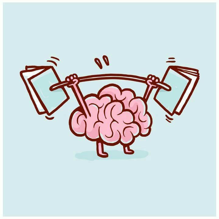 Resultado de imagen de frases para alimentar tu cerebro