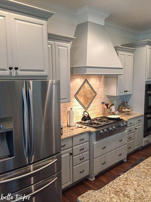 The Best Kitchen Cabinet Paint Colors | Best kitchen cabinet ...