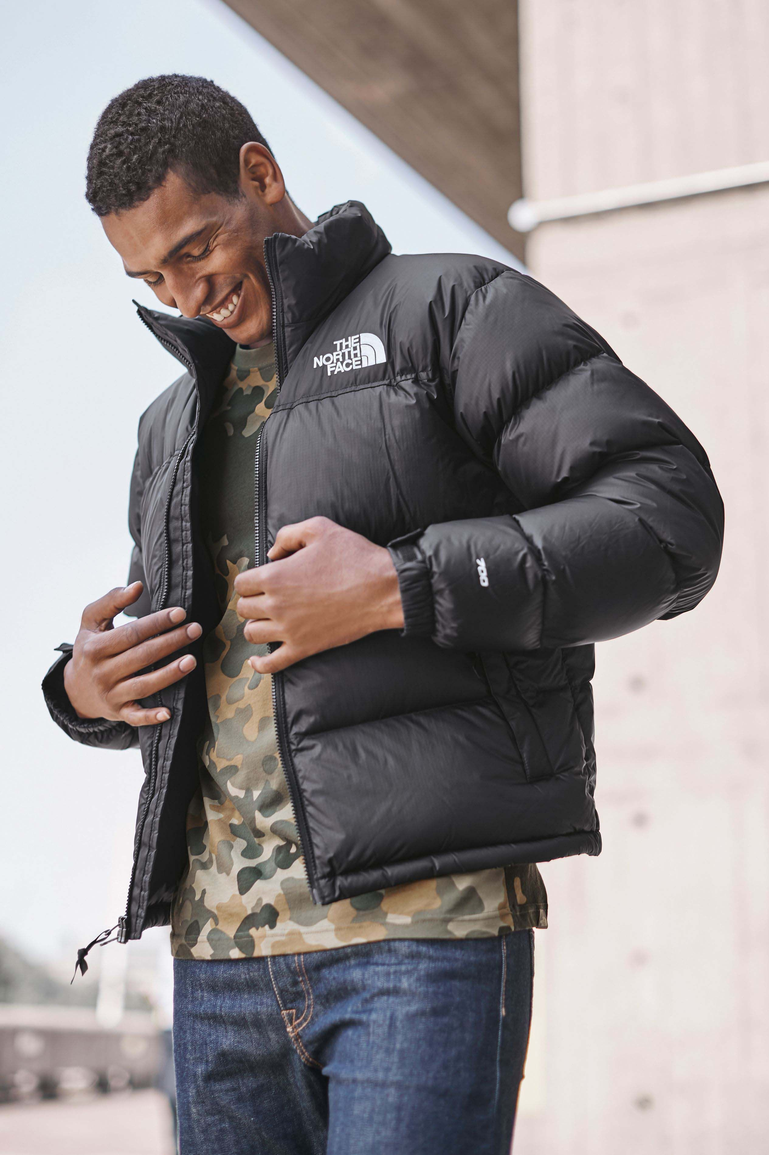 a731c1bb1 Mens The North Face 1996 Nuptse Jacket - Black in 2019 | Products ...