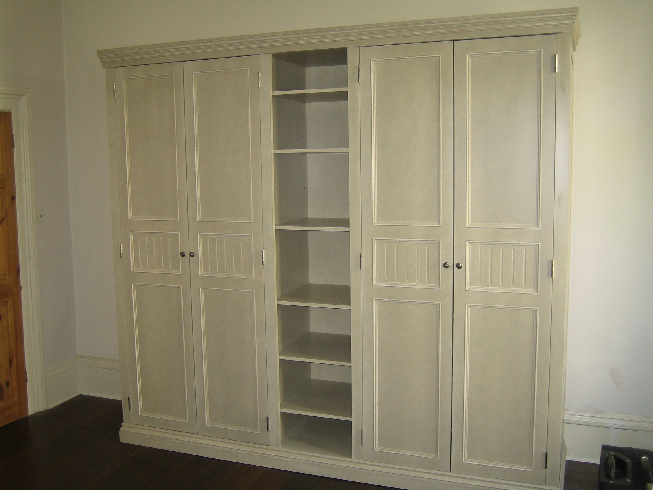 Bedroom Built In Closets I Have Just The Spot For This Built In Wardrobe Idea Home