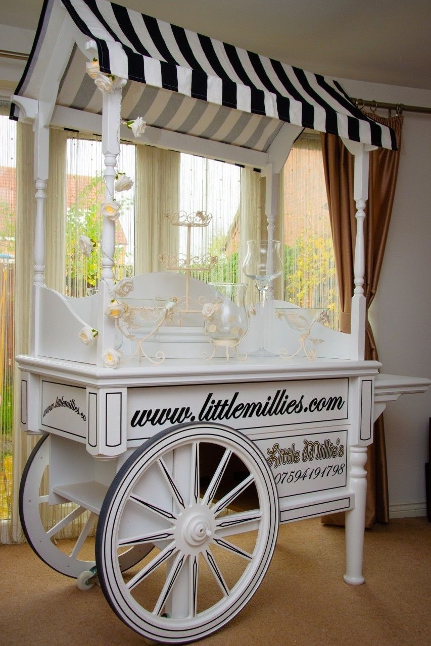 Candy Cart For Business Opportunity Wedding