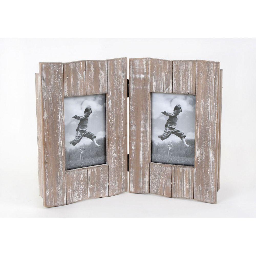 Bilderrahmen 2er klappbar, 10x15cm Foto aus Großhandel und Import ...