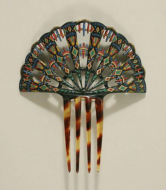 Comb | American | The Met