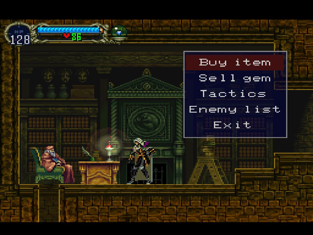 castlevania symphony of the night sega saturn cheats