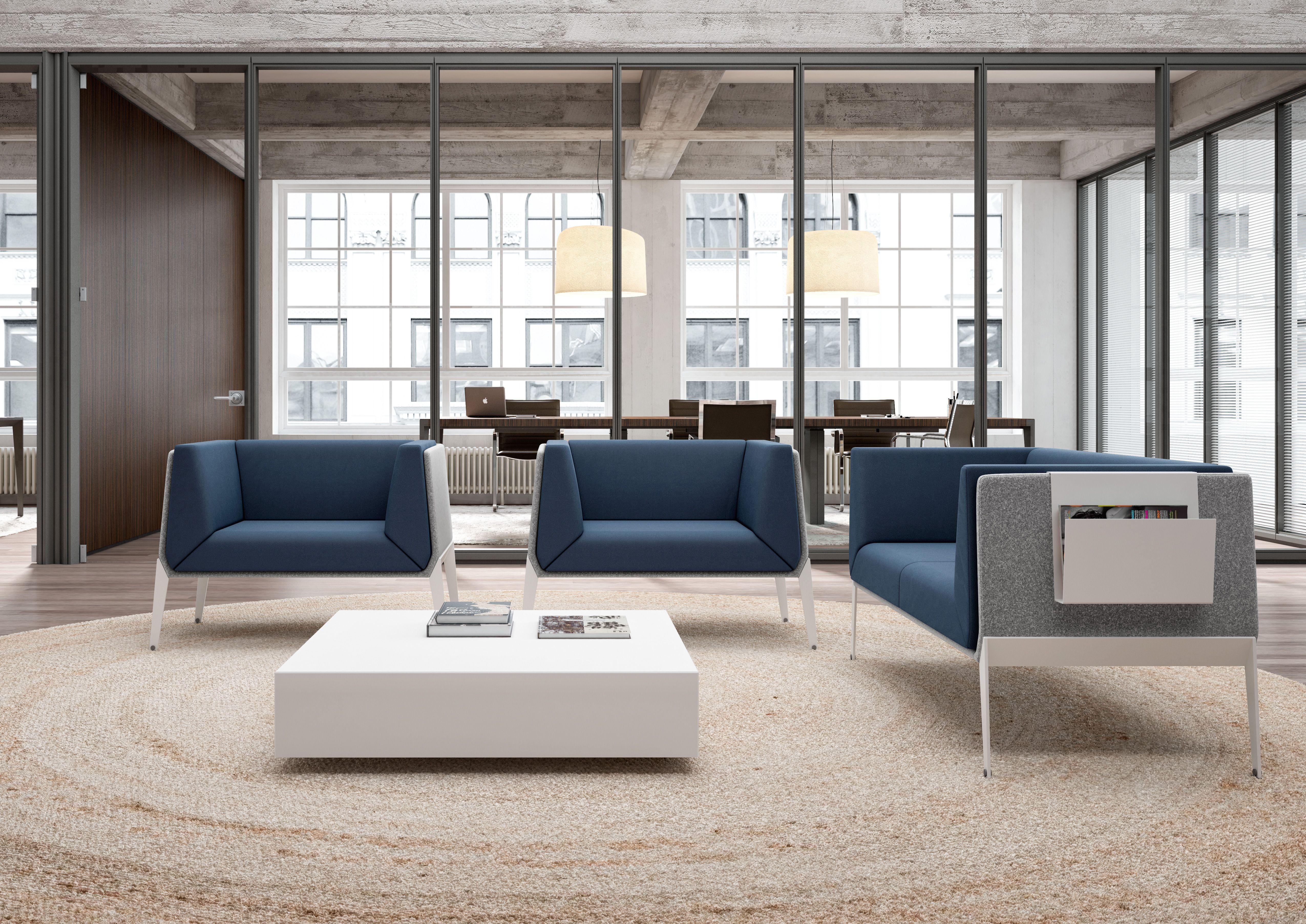 Arredi Per Ufficio Quadrifoglio : Accord is the perfect seating solution for lounge areas made