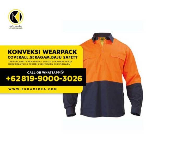 Baju Safety Keren