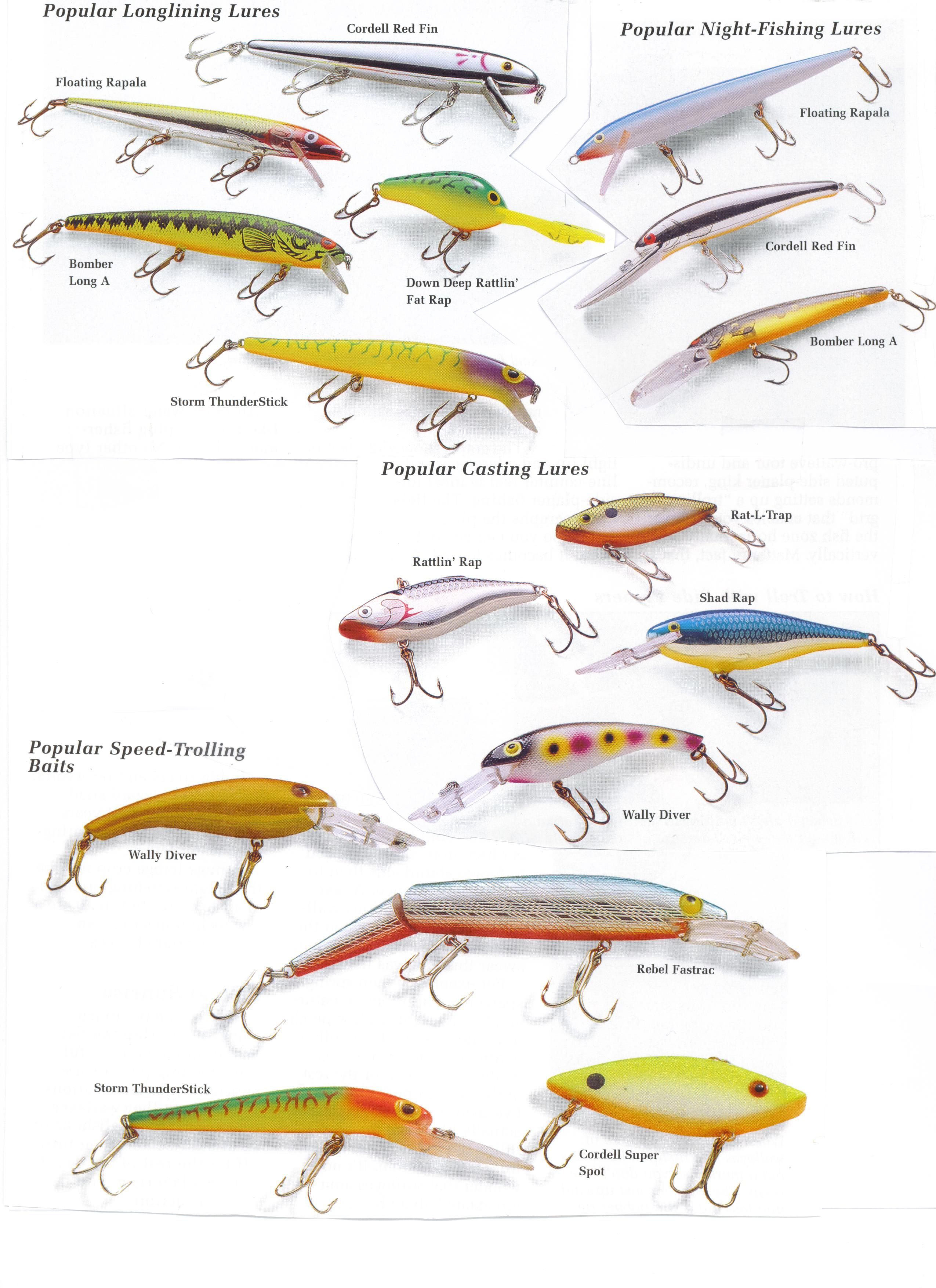Best Fishing Lures Trustworthy Fishing Equipment Bass Fishing Lures Saltwater Fishing Lures Fishing Lures
