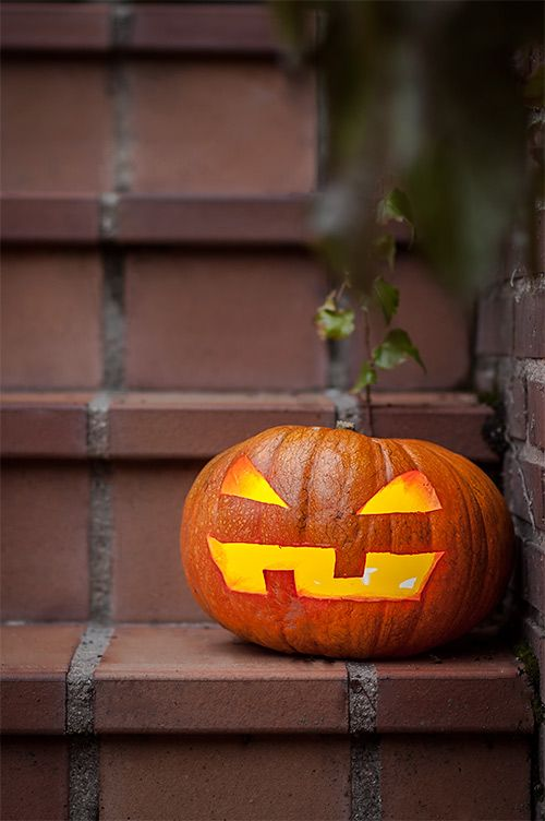 Cómo Decorar Una Calabaza De Halloween Blog De Recetas De Repostería Calabazas De Halloween Halloween Recetas Dulces Halloween