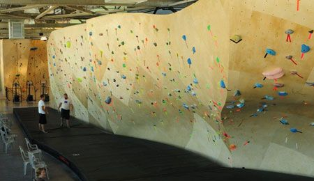The Front Climbing Club Indoor Climbing And Bouldering Ogden Ut Indoor Climbing Bouldering Bouldering Wall