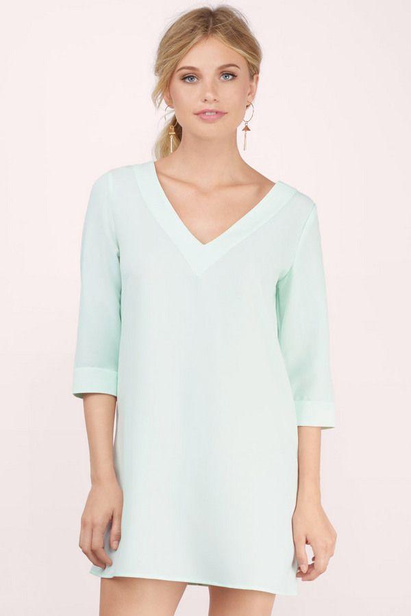 e21e0b69f Talk Shop Shift Dress | Spring/Summer Shopping | Formal dresses for ...