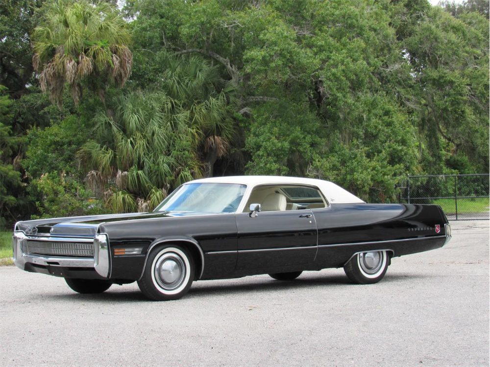 Jumbo Photo Of 1972 Imperial Offered By Vintage Motors Sarasota