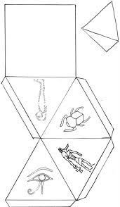 Plantilla Piramide Egipcia Piramides De Egipto Piramides Egipcias Piramides De Egipto Dibujo