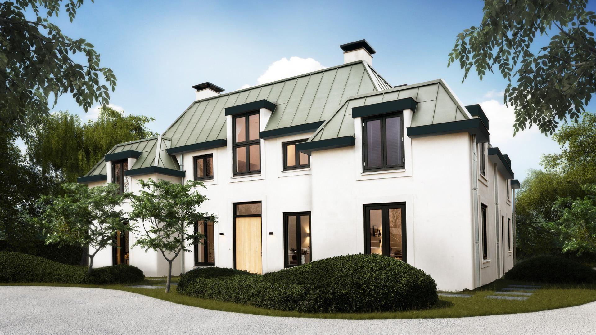 Voorbeeld van een nieuwbouw villa zwaanshoek bekijken bekijk hier