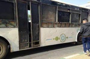 صور لحافلات متهالكة بالقنيطرة تشعل مواقع التواصل الاجتماعي بوابة نون الإلكترونية عالم بنقرة واحدة Bus Vehicles
