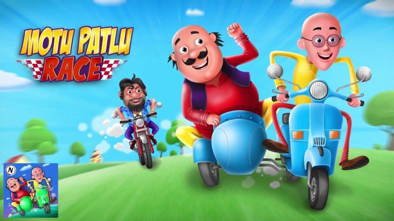 motu patlu car race game video 2019 . Racing games