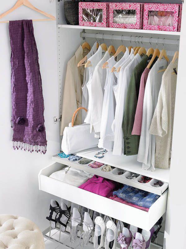 Kleiderschrank dekorieren  wardrobe | the wardrobe | Pinterest | Kleiderschränke und ...