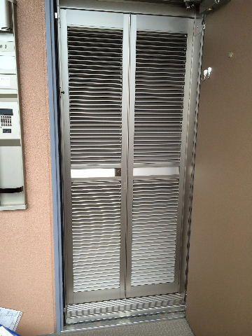 マンション用玄関網戸なら高機能で高耐久 お客様が選ぶ7つの理由 マンション専用アルミ製高級玄関網戸 玄関網戸 マンション 網戸 マンション
