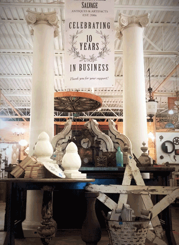 columbus architechural salvage where to shop pinterest