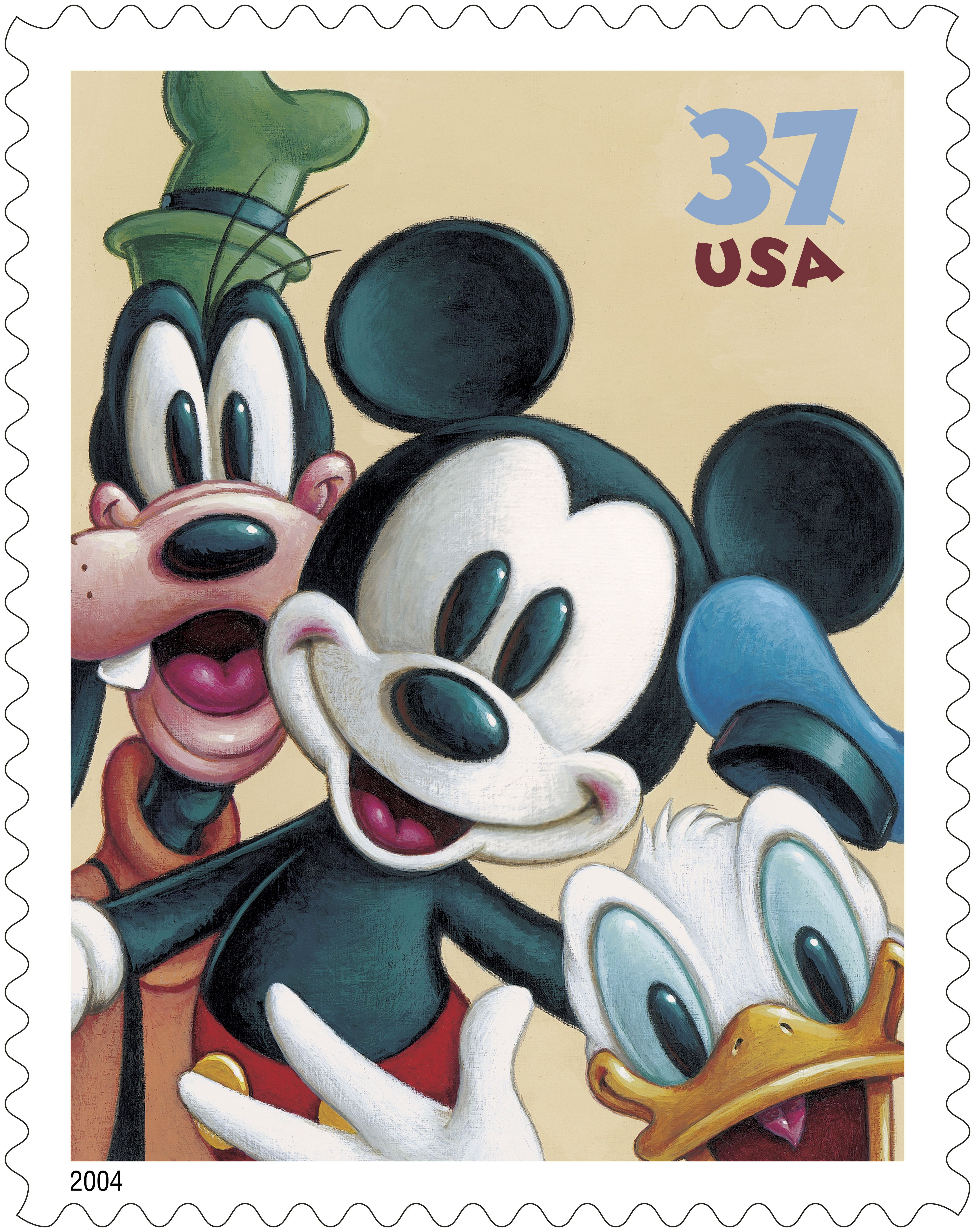 Mickey first appeared on theater screens in 1928, while