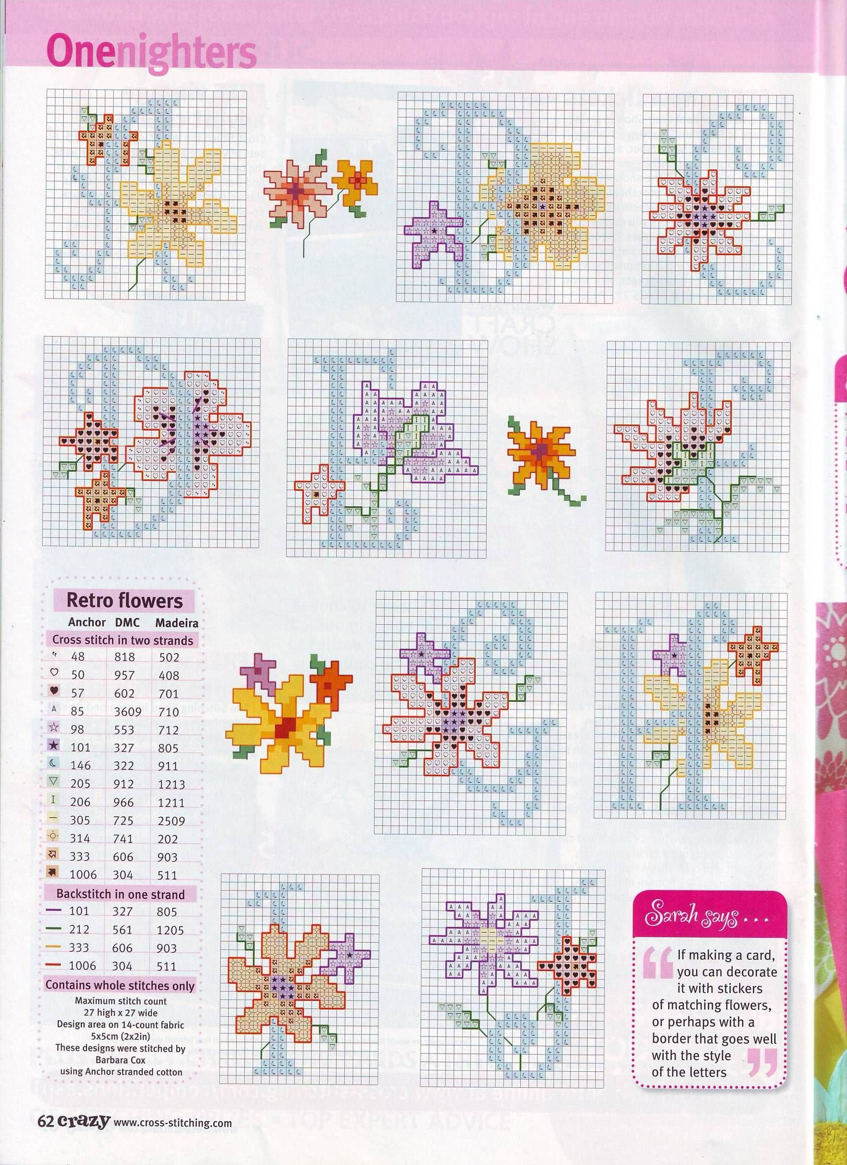 Pin by Judinci on X stitch alphabets with flowers | Alfabeto ...