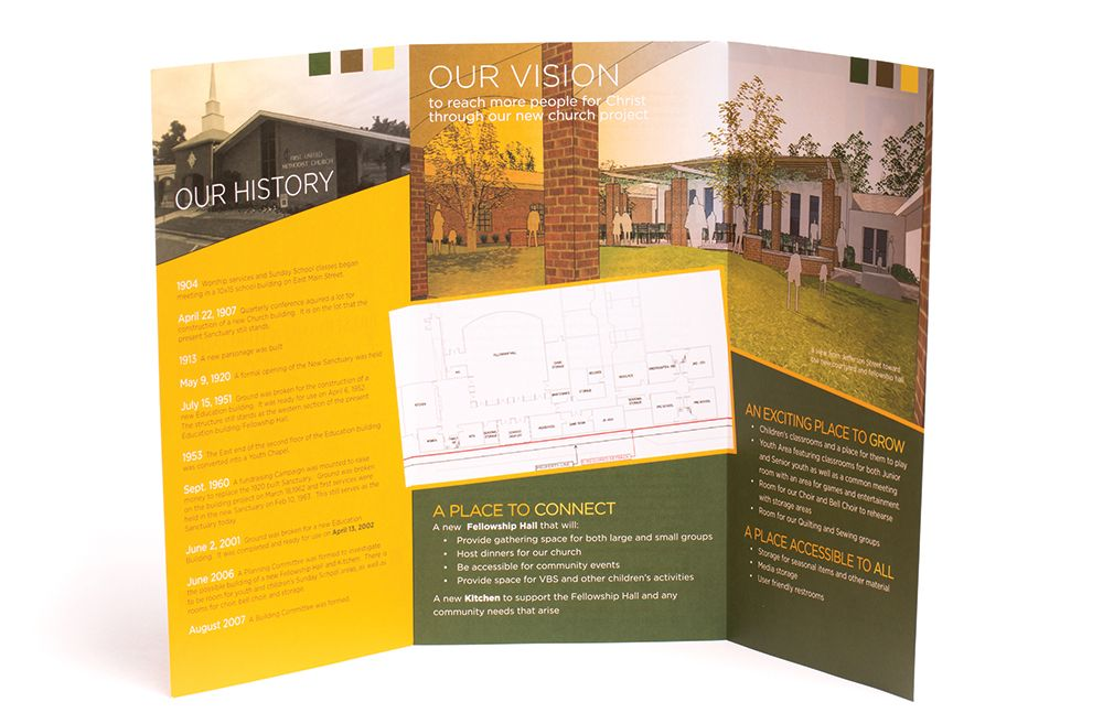 Capital Campaigns (Print Design)