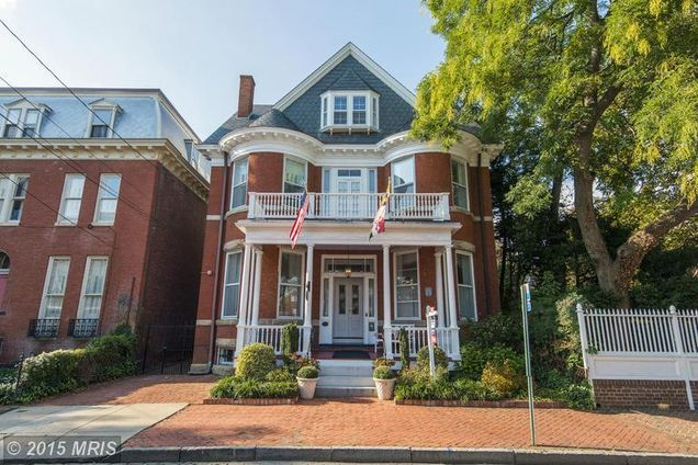 30 MARYLAND AVENUE, ANNAPOLIS, MD | Victorian homes ...