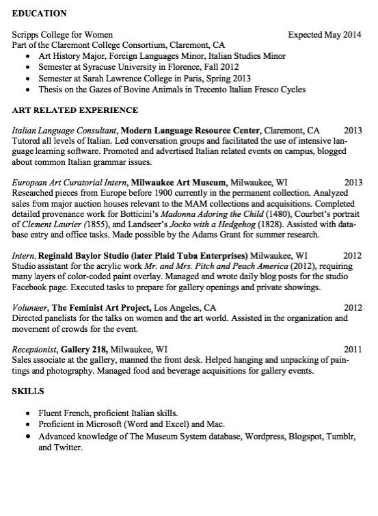 Sample receptionist Resume - http://exampleresumecv.org/sample ...