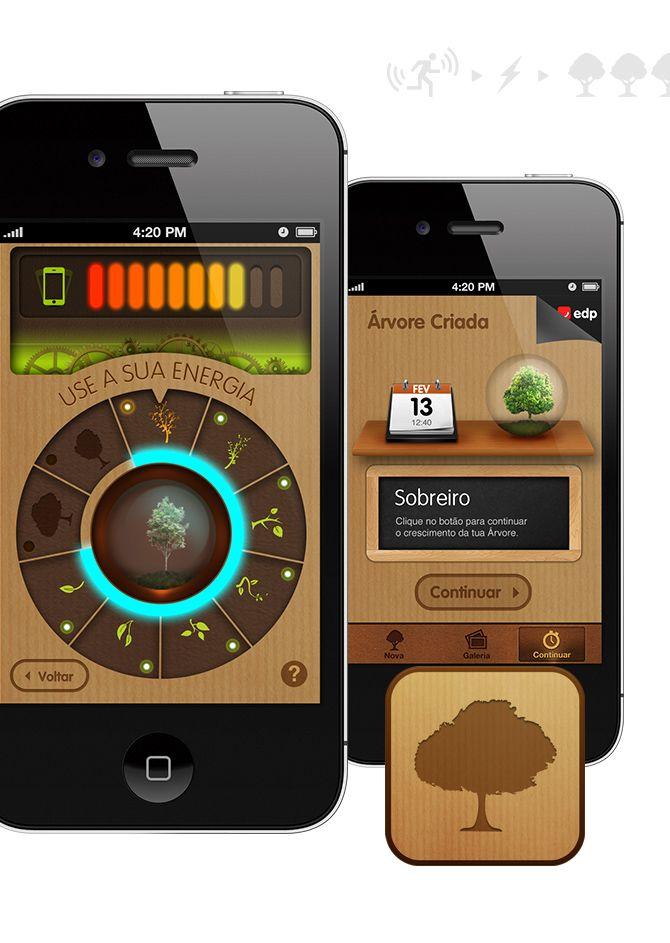 eNature - Lickability | UI Design Porfolio