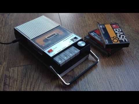 Old School Cassette Tape Player Modified To Play Spotify | Internet