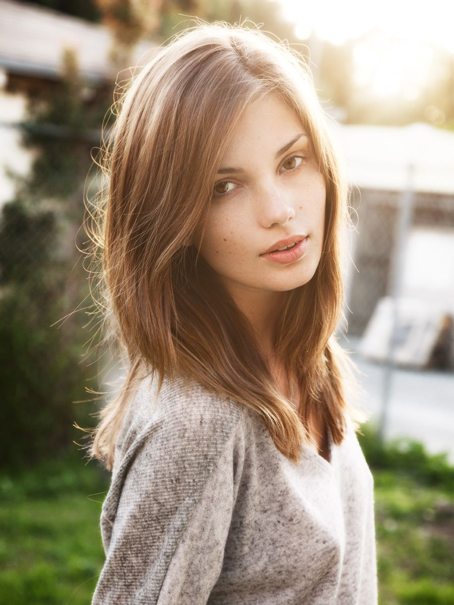 image result for just below the shoulder haircuts | hair