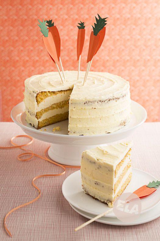 selbstgebastelte möhrchen à la crème  kuchen rezepte