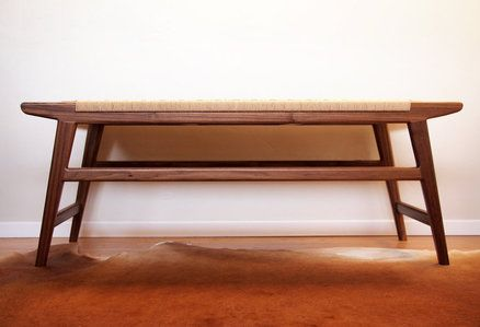 Lovely Mid Century Entry Table