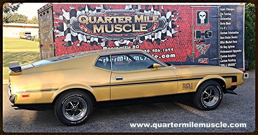 Rare 1972 Mustang Mach 1 Restoration Project By Quarter Mile Muscle Inc Www Quartermilemuscle Com 70 Classic Car Restoration Muscle Cars Mustang Classic Cars