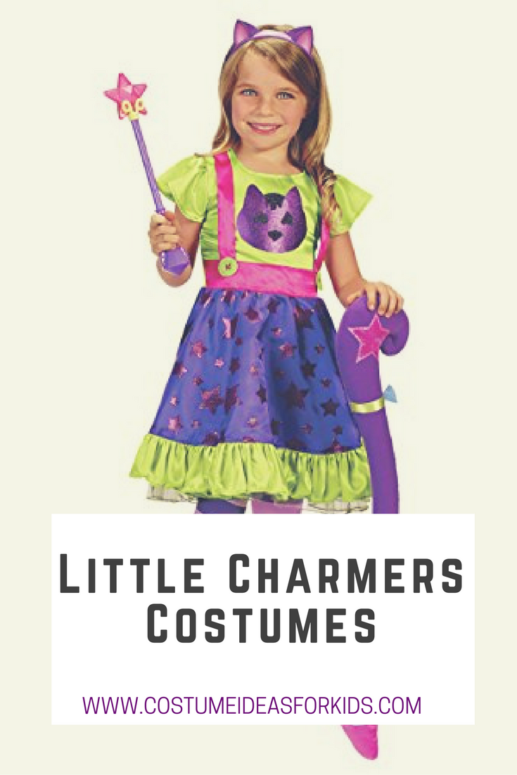 Little Charmers Costumes for girls | Costumes | Pinterest