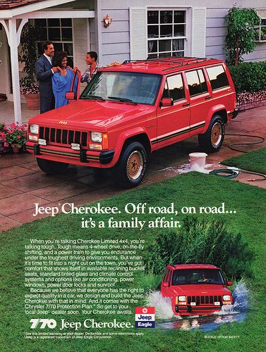 1989 Jeep Cherokee Limited 4x4 Jeep Cherokee Limited Jeep