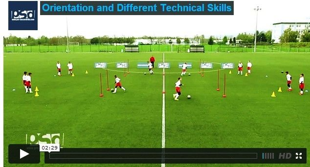 Orientation and Different Technical Skills - Pro-SoccerDrills - what are technical skills