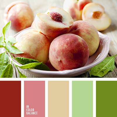 Цвет типа салатового
