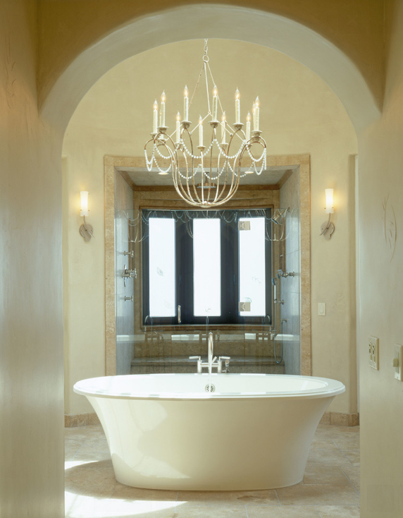 Classy #bathroom In San Diego Featuring The Balneo Sanos #tub Adorable San Diego Bathroom Design Design Decoration