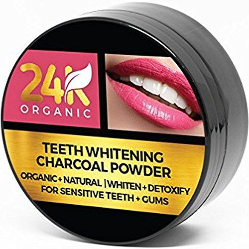 Activated Charcoal Powder Natural Teeth Whitening System In 2018