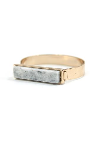Straight Marble Bracelet