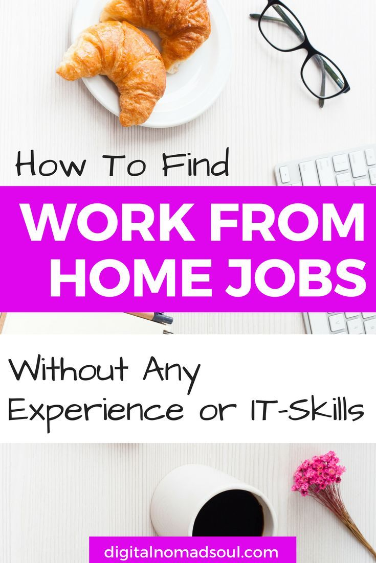 How To Find Location-Independent Jobs Without Any IT Skills ...