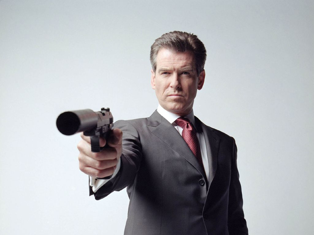 Pierce Brosnan Best Rated 007 James Bond Actors James