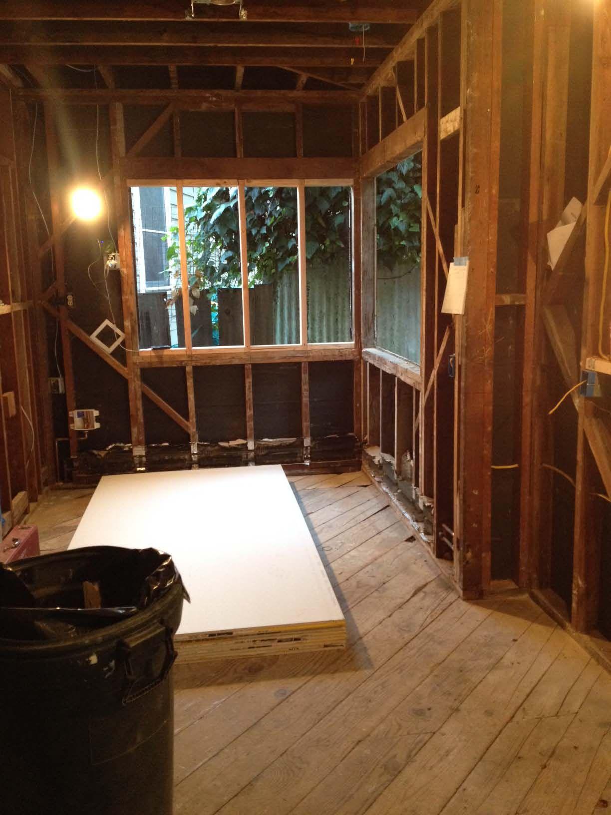 Demolition! Xtreme Services Cleaning & Restoration in