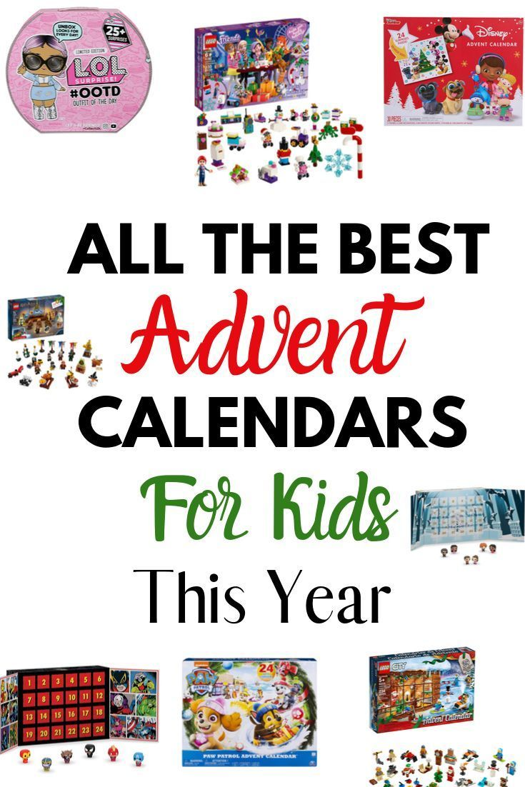 The Best Advent Calendars For Kids 2019 Advent Calendars For