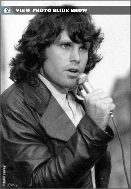 Jim Morrison net worth - 15 Million bucks!