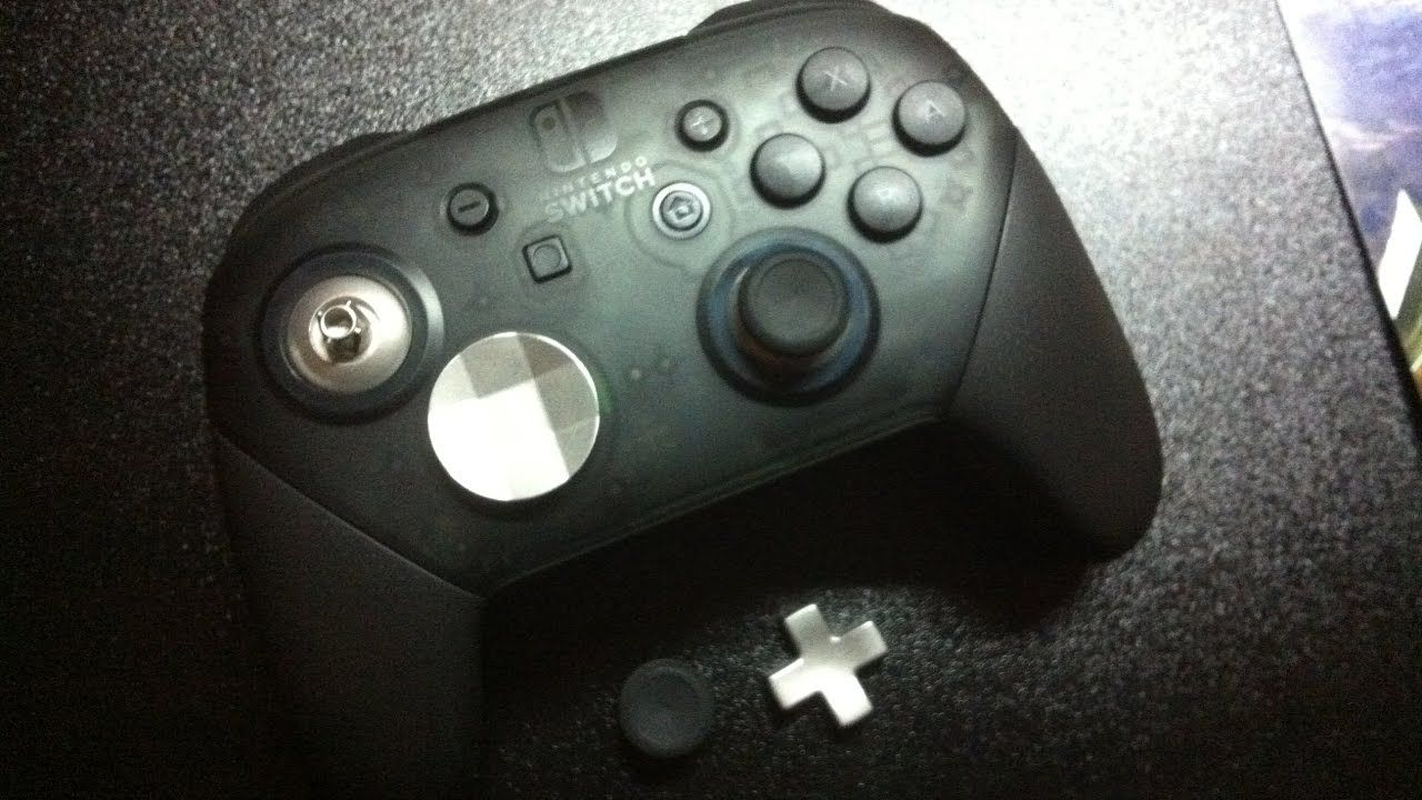 Nintendo Switch Pro Controller Elite Mod!!! | Modding