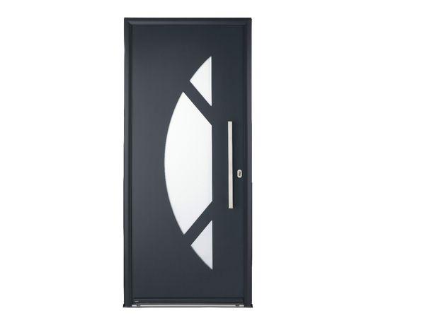 Une porte du0027entrée sécurisée - dimensions porte d entree