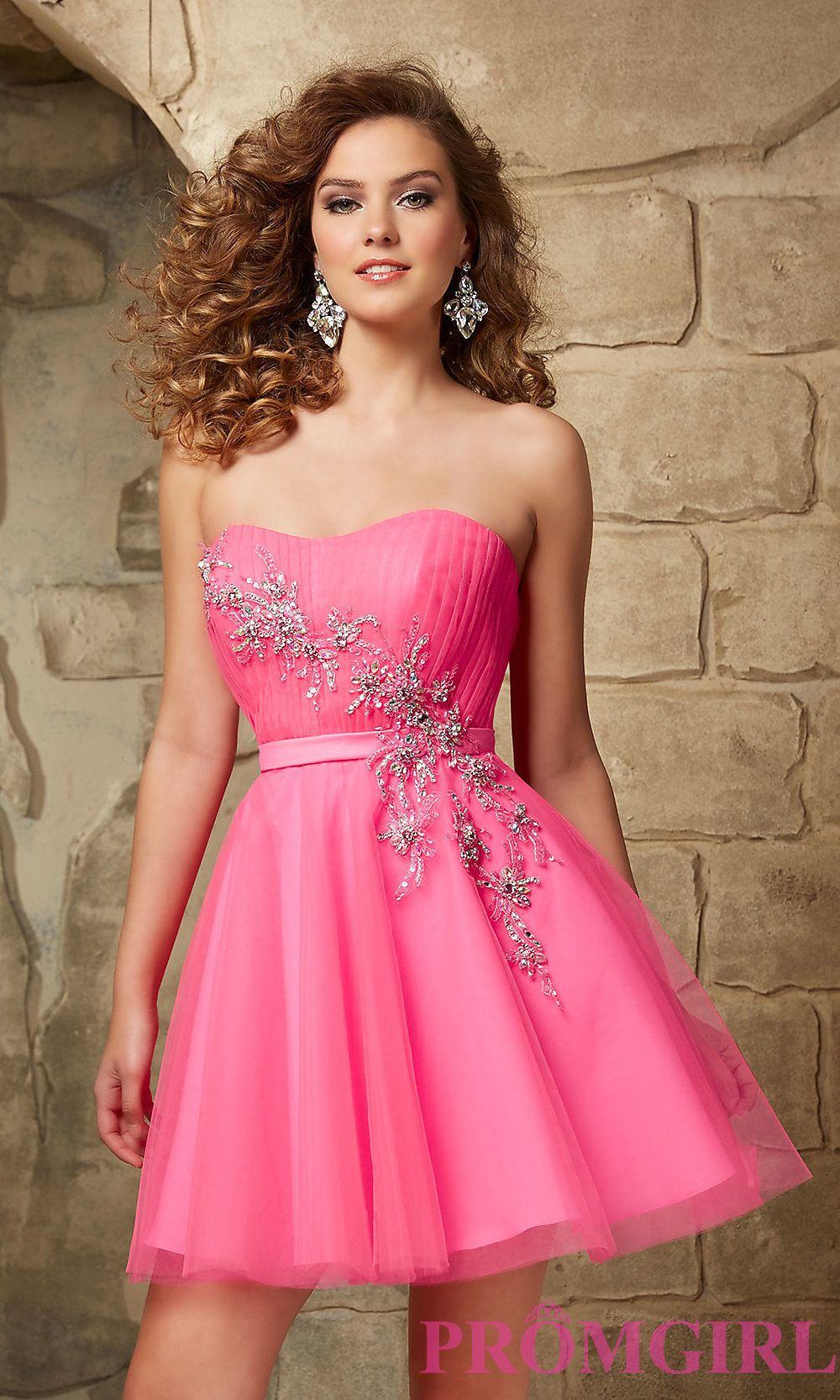 Prom Dresses, Celebrity Dresses, Sexy Evening Gowns: Strapless ...