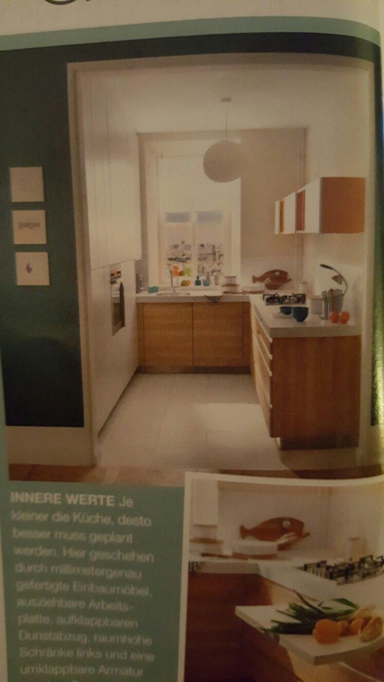 Pin von julia fuch auf küche  Kleine küche, Küche, Kleiner raum